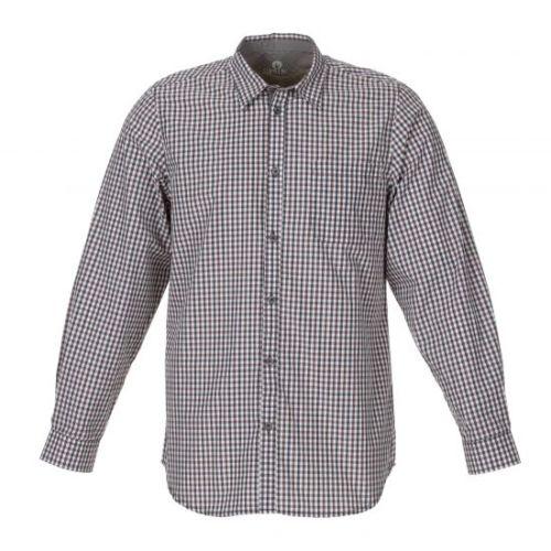Moder Gingham Long Sleeved Shirt