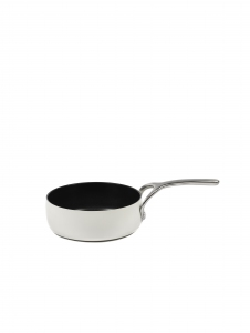 White Frying Pan – 20cm – Pascale Naessens