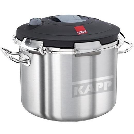 Stainless Steel Pressure Cooker – 32 Litre – Kapp