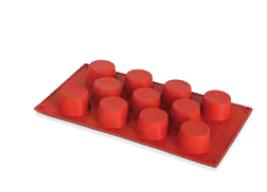 Mini Muffin Silicone Mould – 11 Pcs