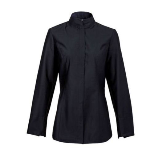 Alba Women's Fitted Chef Coat