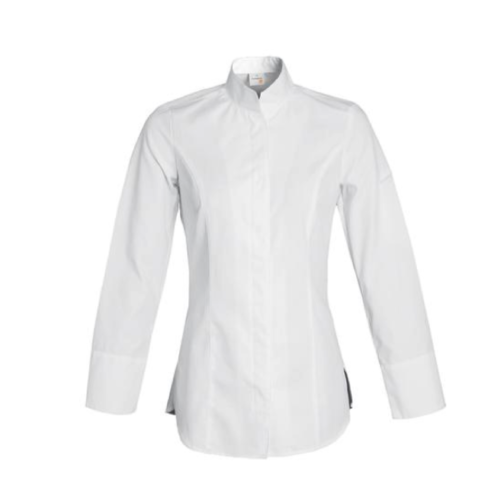 Valencia – Long Sleeve Fitted Executive Chef Jacket