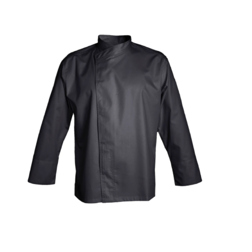 Murano – Men's Denim Long Sleeve Double-Breasted Chef Jacket