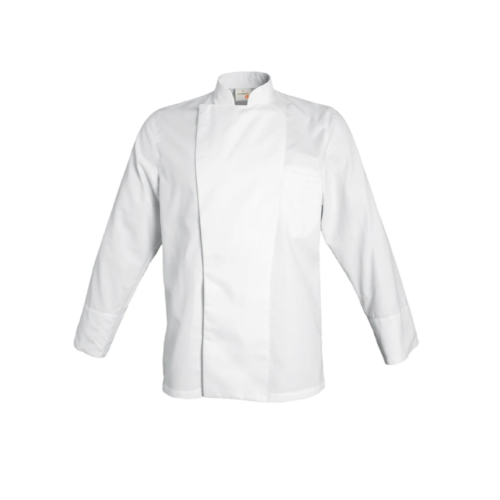 Epure – Men's High Quality White French Chef Jacket