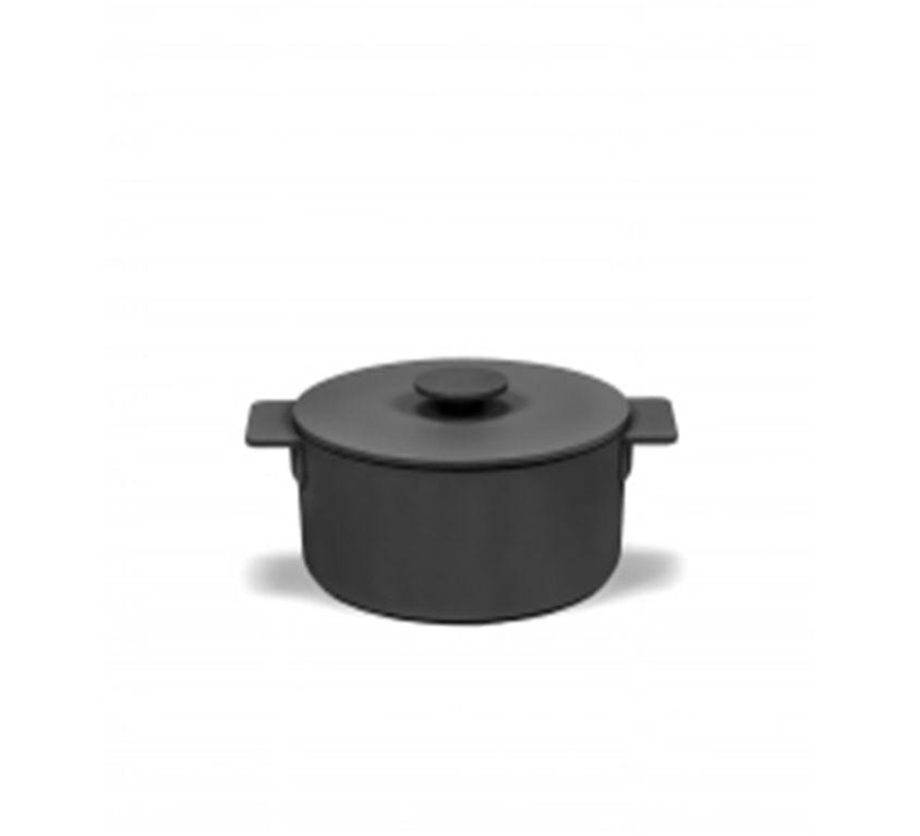 Black Pot Enamel Cast Iron – 5,5L – Sergio Herman
