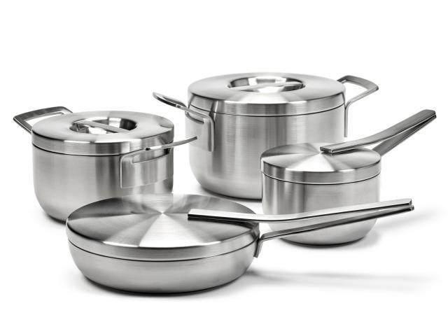 Aluminium Sauce Pan – Piet Boon
