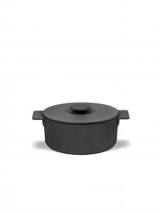 Black Pot Enamel Cast Iron – 2L – Sergio Herman